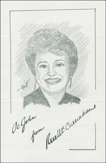 JOHN RAITT - INSCRIBED ORIGINAL ART SIGNED CO-SIGNED BY: RUE McCLANAHAN