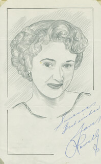 JOHN RAITT - ORIGINAL ART SIGNED CO-SIGNED BY: JANE POWELL