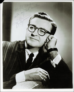 JOE FLYNN - AUTOGRAPHED INSCRIBED PHOTOGRAPH