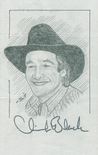JOHN RAITT - ORIGINAL ART SIGNED CO-SIGNED BY: CLINT BLACK