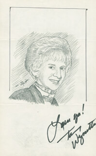 JOHN RAITT - ORIGINAL ART SIGNED CO-SIGNED BY: TAMMY WYNETTE