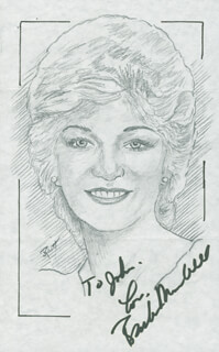 JOHN RAITT - INSCRIBED ORIGINAL ART SIGNED CO-SIGNED BY: BARBARA MANDRELL