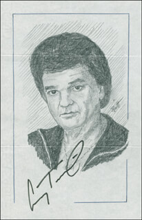 JOHN RAITT - ORIGINAL ART SIGNED CO-SIGNED BY: CONWAY TWITTY