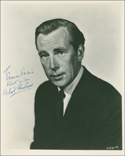 WHIT BISSELL - AUTOGRAPHED INSCRIBED PHOTOGRAPH