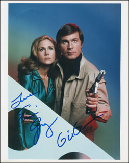 GIL GERARD - AUTOGRAPHED INSCRIBED PHOTOGRAPH
