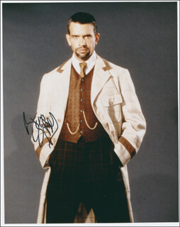 BRIAN STOKES MITCHELL - AUTOGRAPHED SIGNED PHOTOGRAPH