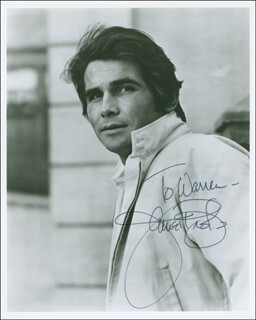 JAMES BROLIN - AUTOGRAPHED INSCRIBED PHOTOGRAPH