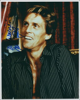 JOHN GLOVER - AUTOGRAPHED INSCRIBED PHOTOGRAPH