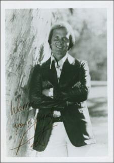 PAT BOONE - AUTOGRAPHED INSCRIBED PHOTOGRAPH