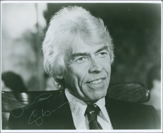 JAMES COBURN - AUTOGRAPHED SIGNED PHOTOGRAPH