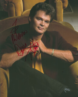 DOUG STONE - AUTOGRAPHED INSCRIBED PHOTOGRAPH