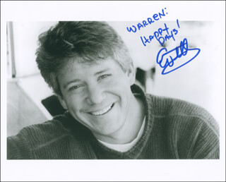 ANSON WILLIAMS - AUTOGRAPHED INSCRIBED PHOTOGRAPH