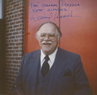DAVID HUDDLESTON - AUTOGRAPHED INSCRIBED PHOTOGRAPH