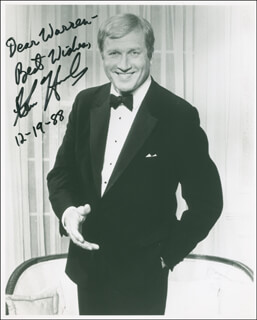 KEN HOWARD - AUTOGRAPHED INSCRIBED PHOTOGRAPH 12/19/1988