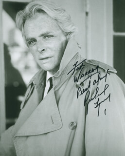 RICHARD LYNCH - AUTOGRAPHED INSCRIBED PHOTOGRAPH