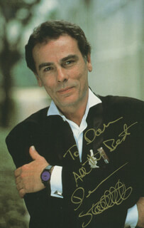 DEAN STOCKWELL - AUTOGRAPHED INSCRIBED PHOTOGRAPH