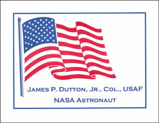 Colonel James P. Dutton Jr. Memorabilia 299195