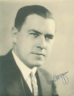 GOVERNOR HAROLD HOFFMAN - AUTOGRAPHED SIGNED PHOTOGRAPH