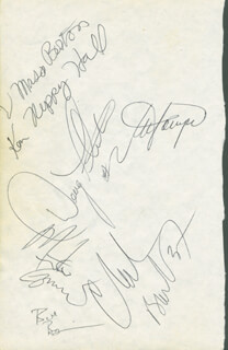 CHARLES SIR CHARLES BARKLEY - AUTOGRAPH CO-SIGNED BY: MIKE ERUZIONE, DOUG FLUTIE, ZARLEY ZALAPSKI, KEVIN STEVENS