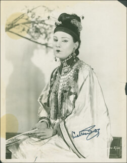 LEATRICE JOY - AUTOGRAPH NOTE ON PHOTOGRAPH SIGNED