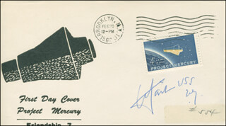 JACOB K. JAVITS - COMMEMORATIVE ENVELOPE SIGNED