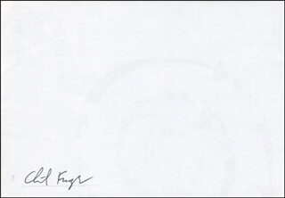 CHRISTER FUGLESANG - ENVELOPE SIGNED