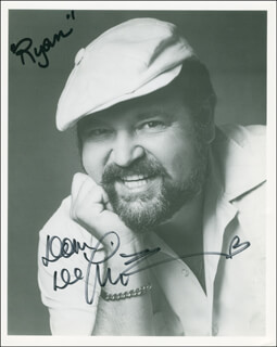 DOM DELUISE - AUTOGRAPHED INSCRIBED PHOTOGRAPH