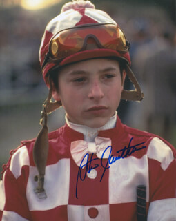 Autographs: STEVE CAUTHEN - PHOTOGRAPH SIGNED