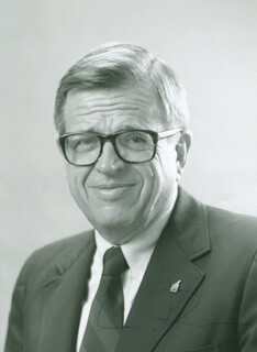 CHARLES CHUCK COLSON - AUTOGRAPHED SIGNED PHOTOGRAPH