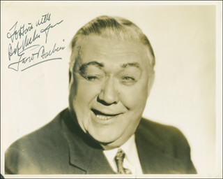 GEORGE BARBIER - AUTOGRAPHED INSCRIBED PHOTOGRAPH
