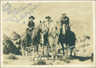 MAX TERHUNE - AUTOGRAPHED INSCRIBED PHOTOGRAPH