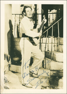 TITO GUIZAR - AUTOGRAPHED INSCRIBED PHOTOGRAPH