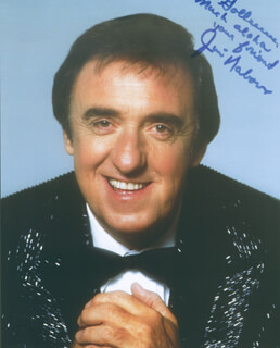 JIM NABORS - AUTOGRAPHED INSCRIBED PHOTOGRAPH