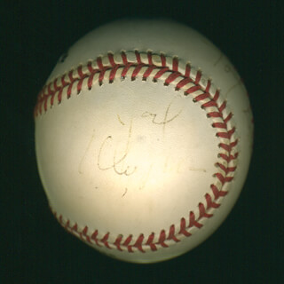 THE ODD COUPLE TV CAST - AUTOGRAPHED SIGNED BASEBALL CO-SIGNED BY: JACK KLUGMAN, TONY RANDALL