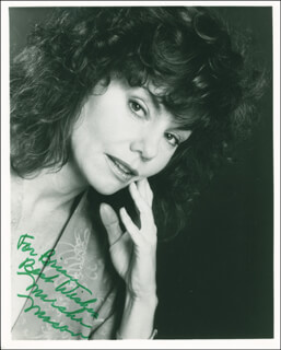 MARSHA MASON - AUTOGRAPHED INSCRIBED PHOTOGRAPH