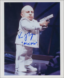 VERNE J. TROYER - AUTOGRAPHED SIGNED PHOTOGRAPH