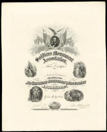 Autographs: PRESIDENT ULYSSES S. GRANT - DOCUMENT SIGNED 08/28/1865