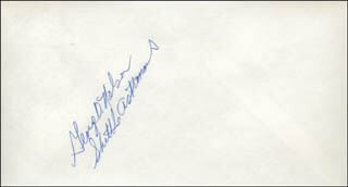GEORGE D. NELSON - ENVELOPE SIGNED