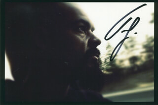 AARON GOODWIN - AUTOGRAPHED SIGNED PHOTOGRAPH