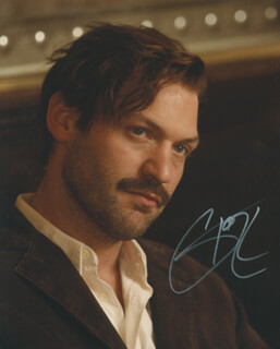 COREY STOLL - AUTOGRAPHED SIGNED PHOTOGRAPH