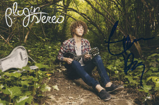 PLUG IN STEREO (TREVOR DAHL) - AUTOGRAPHED SIGNED PHOTOGRAPH