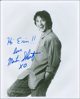 MARTIN SHORT - AUTOGRAPHED INSCRIBED PHOTOGRAPH