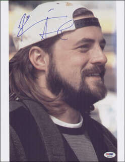 KEVIN SMITH - AUTOGRAPHED SIGNED PHOTOGRAPH