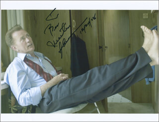 MARTIN SHEEN - AUTOGRAPHED INSCRIBED PHOTOGRAPH 12/24/2008