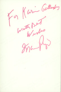 MARIO PUZO - AUTOGRAPHED INSCRIBED PHOTOGRAPH