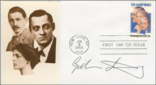 GILLIAN ARMSTRONG - FIRST DAY COVER SIGNED