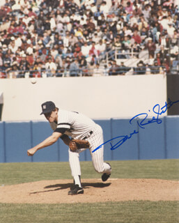 DAVID RAGS RIGHETTI - AUTOGRAPHED SIGNED PHOTOGRAPH