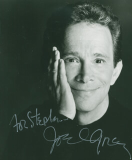 JOEL GREY - AUTOGRAPHED INSCRIBED PHOTOGRAPH