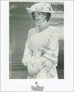 MARIN MAZZIE - AUTOGRAPHED INSCRIBED PHOTOGRAPH