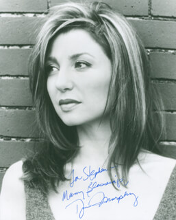 DONNA MURPHY - AUTOGRAPHED INSCRIBED PHOTOGRAPH